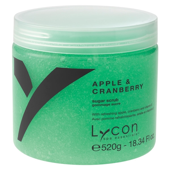 Picture of Apple & Cranberry Sugar Scrub 520g