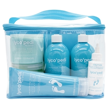 Lyco'Pedi Profession Collection Kit Bag