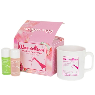Lycon Wax-cellence Home waxing kit