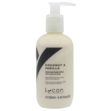 Coconut and Vanilla Hand and Body Lotion