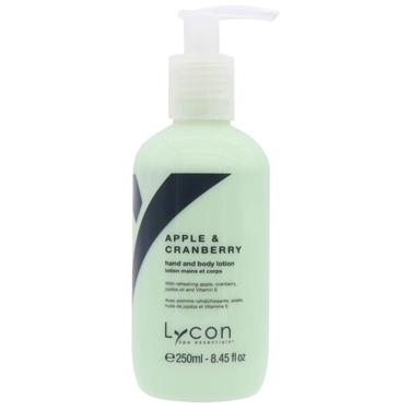Apple and Cranberry Hand and  Body Lotion