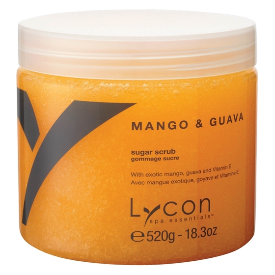 Picture of MANGO & GUAVA SUGAR SCRUB 520g