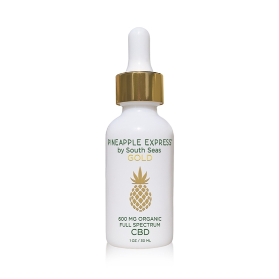 Picture of Pineapple express CBD oil 600mg 30ml