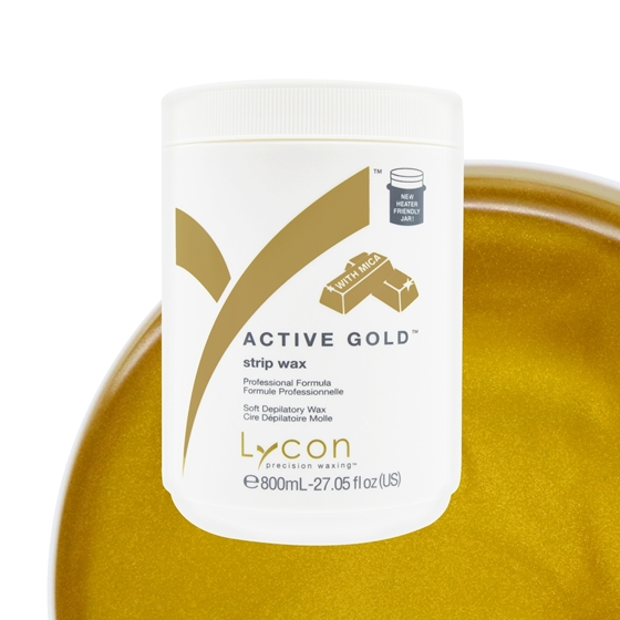 Picture of Active Gold Strip Wax