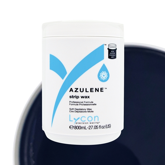 Picture of Azulene Strip Wax