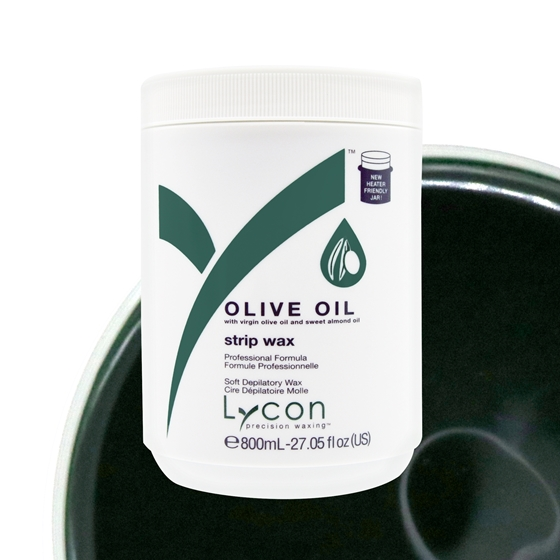Picture of Olive Oil Strip Wax