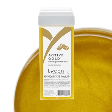 Active Gold Strip Wax Cartridge