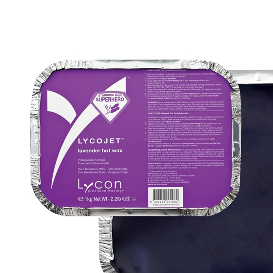 Picture of Lycojet Lavender Wax