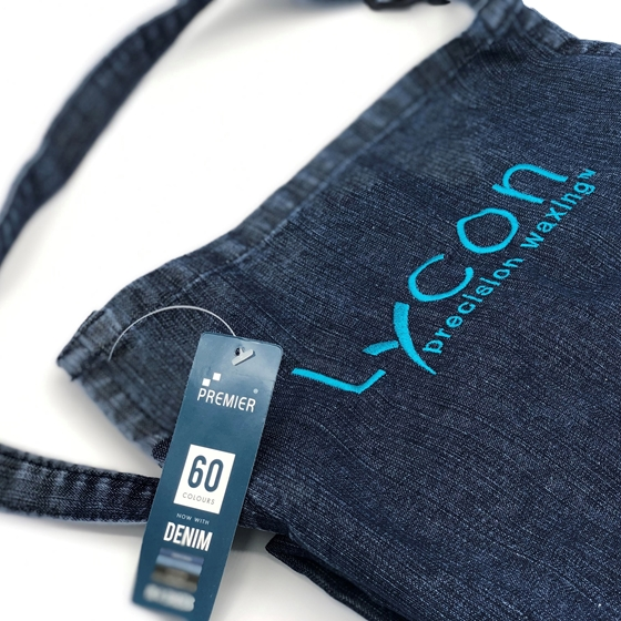 Picture of Expert Denim Apron
