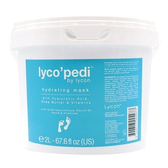 Picture of 2 Litre Lyco'Pedi Hydrating Mask