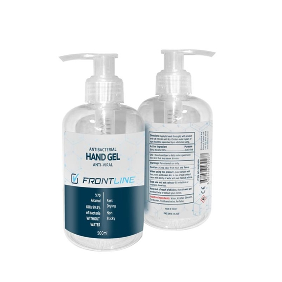 Picture of Antibacterial Hand Gel (70% Alcohol) 500ml