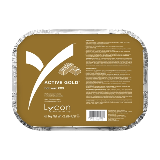 Picture of Active Gold Hot Wax