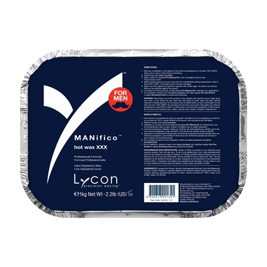 Picture of MANifico Men's Hot Wax