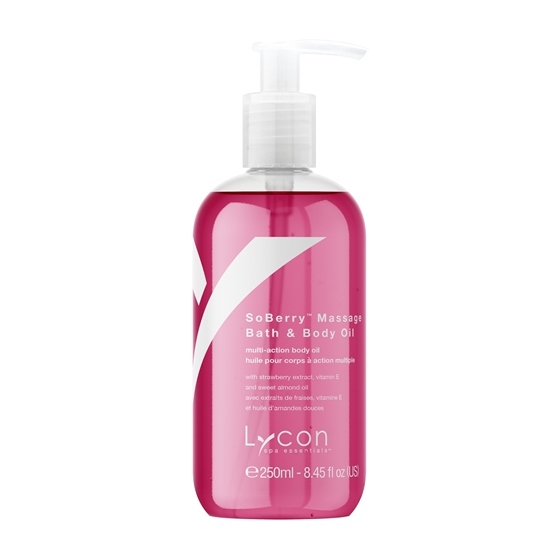 Picture of So Berry Massage Oil