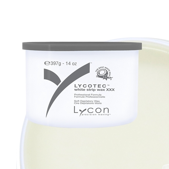 Picture of Lycotec White Strip Wax 397g